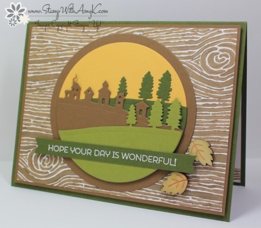Cottage Greetings - Stamp With Amy K