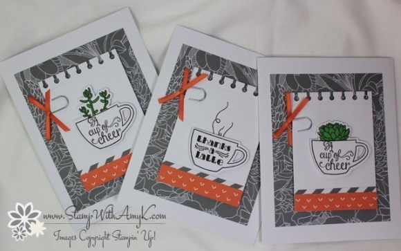 July Paper Pumpkin Kit 2 - Stamp With Amy K