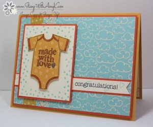 Made With Love 2 - Stamp With Amy K