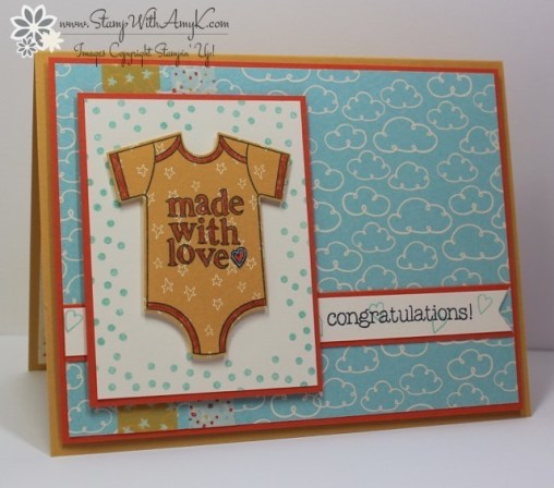 Made With Love - Stamp With Amy K