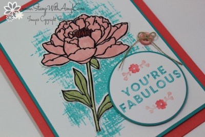 You've Got This 3 - Stamp With Amy K
