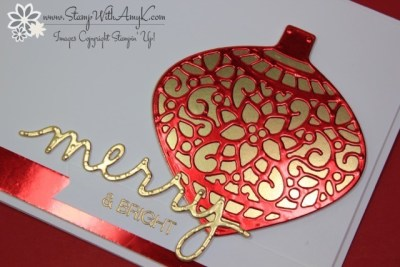 Holly Jolly Greetings 3 - Stamp With Amy K