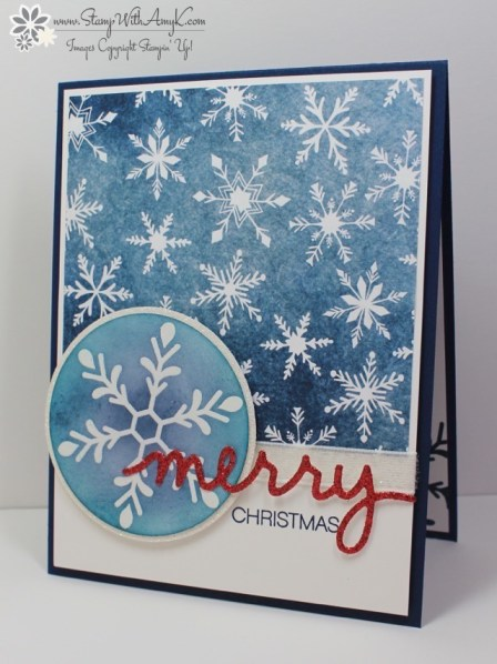 Holly Jolly Greetings - Stamp With Amy K