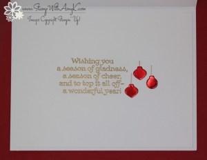 Versatile Christmas - Stamp With Amy K