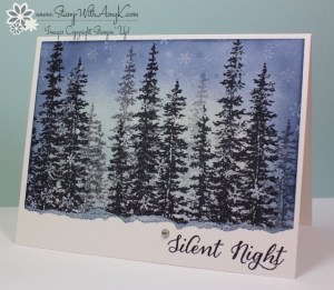 Wonderland - Stamp With Amy K