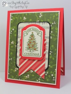 Antique Tags 1 - Stamp With Amy K