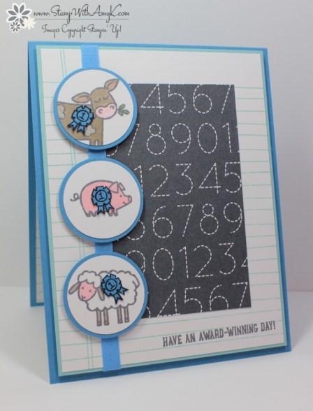Barnyard Babies - Stamp With Amy K