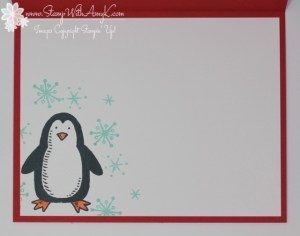 Snow Place 4 - Stamp With Amy K