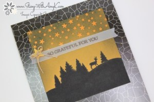 To You & Yours 3 - Stamp With Amy K