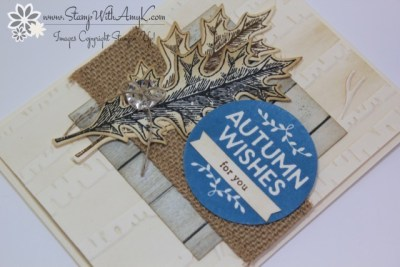 Among the Branches 3 - Stamp With Amy K