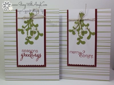 November Paper Pumpkin 2 - Stamp With Amy K