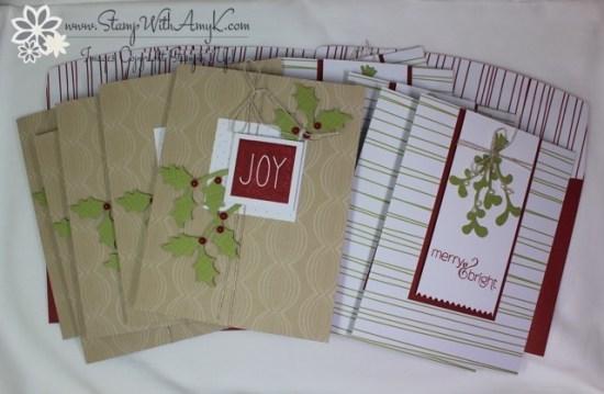 November Paper Pumpkin - Stamp With Amy K