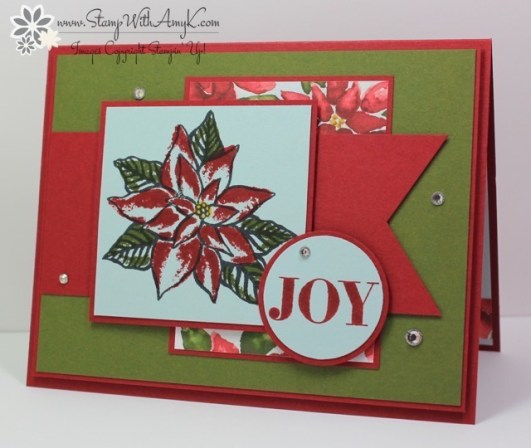Reason For The Season - Stamp With Amy K