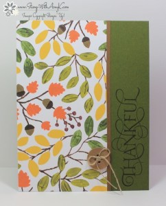 Six Sayings 2 - Stamp With Amy K