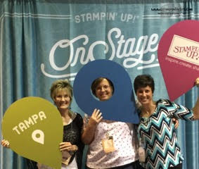 Tampa Stampin' Up Event Picture 1