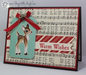 Winter Wishes 1 - Stamp With Amy K