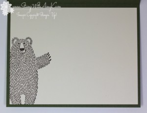 Bear Hugs 4 - Stamp With Amy K