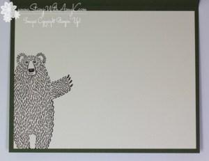 Bear Hugs 4 - Stamp With Amy K