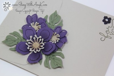 Botanical Blooms 3 - Stamp With Amy K