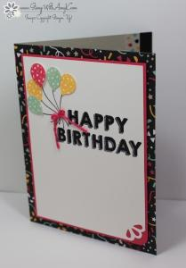 Party Wishes 1 - Stamp With Amy K