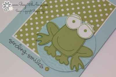 Playful Pals 3 - Stamp With Amy K