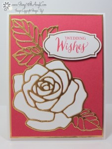 Rose Wonder 1 - Stamp With Amy K