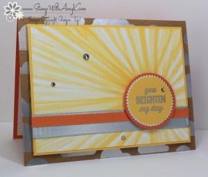 Sunburst Sayings 1 - Stamp With Amy K