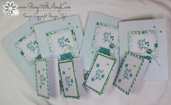 Pocket Full of Cheer - Stamp With Amy K