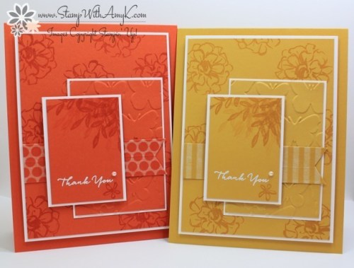 What I Love 5 - Stamp With Amy K