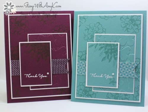 What I Love 6 - Stamp With Amy K