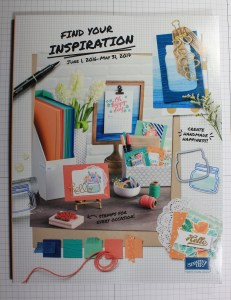 2016-17 Stampin' Up! Annual Catalog