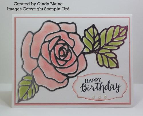 Cindy Blaine