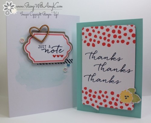 Watercolor Wishes 6 - Stamp With Amy K