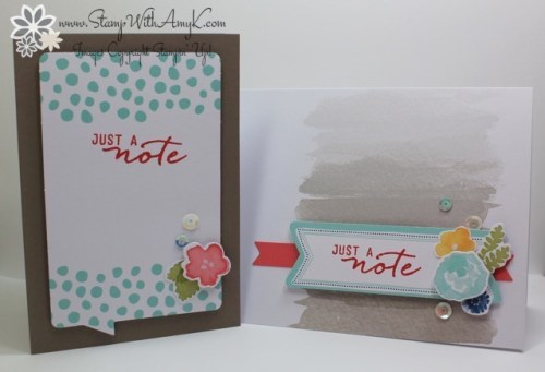 Watercolor Wishes 7 - Stamp With Amy K