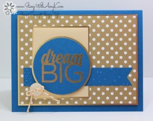 Enjoy the Little Things 1 - Stamp With Amy K