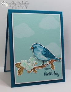 Best Birds 2 - Stamp With Amy K