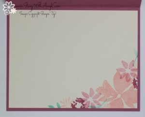 Blooms & Wishes 4 - Stamp With Amy K