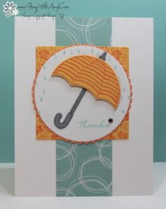 Weather Together 1 - Stamp With Amy K