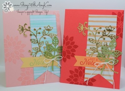 Flourishing Phrases 2 - Stamp With Amy K