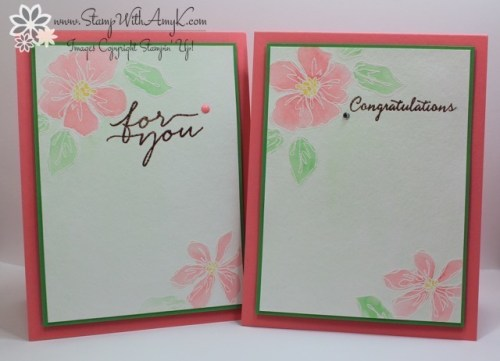 Penned & Painted 5 - Stamp With Amy K