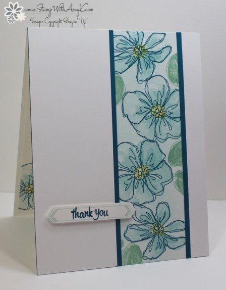 Penned & Painted - Stamp With Amy K