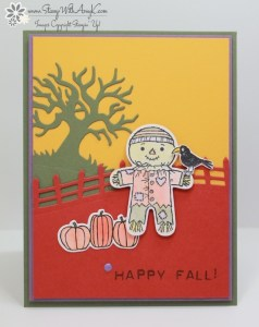 Cookie Cutter Halloween 1 - Stamp With Amy K