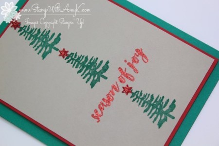 Greetings from Santa 3 - Stamp With Amy K