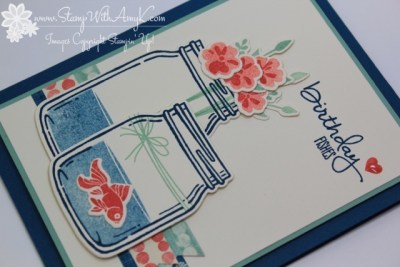 Jar of Love 3 - Stamp With Amy K