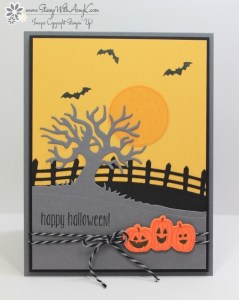 Spooky Fun 1 - Stamp With Amy K