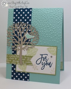 Thoughtful Branches 2 - Stamp With Amy K