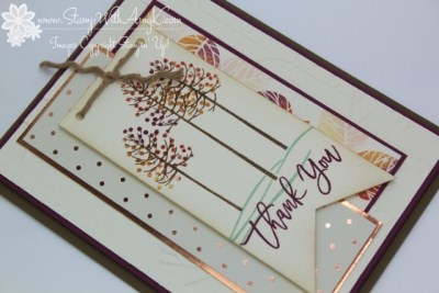 Thoughtful Branches 3 - Stamp With Amy K