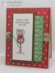Christmas Magic 2 - Stamp With Amy K