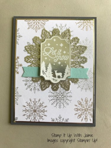 Stampin' Up! Merry Little Labels