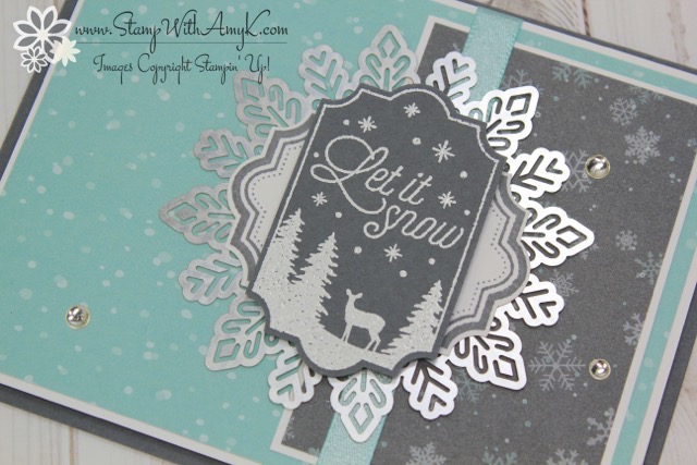 Stampin Up Merry Little Labels For Sunday Stamps Stamp